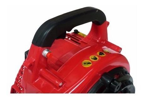 soplador aspirador hojas niwa snw260 bolsa