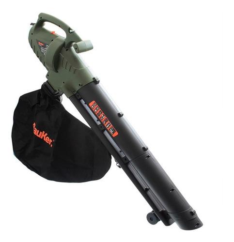 soplador aspirador triturador eléctrico bauker super oferta