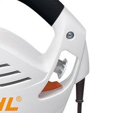 soplador eléctrico stihl bge 71 ligero y silencioso