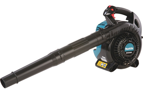 soplador explosión makita bhx2500e usa 24,5cc 1,1hp 4 tiempo
