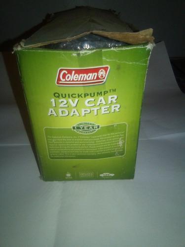 soplador llenador coleman 12 v para colchones original
