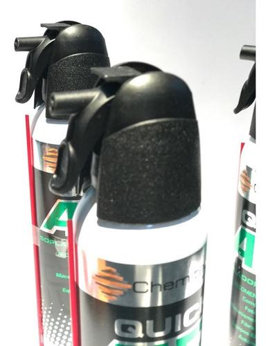 soplador multiuso aire comprimido aerosol chemitec 200gs pc