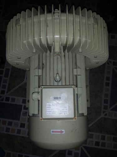 soplador o blower industrial hg 7500c