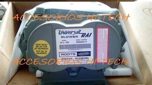 soplador roots urai 36 nuevo de paquete,  no reconstruido