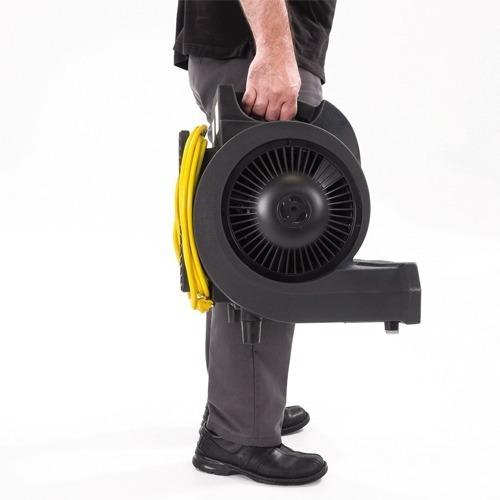 soplador secador 2400 cfm 3 velocidades alfombras y pisos