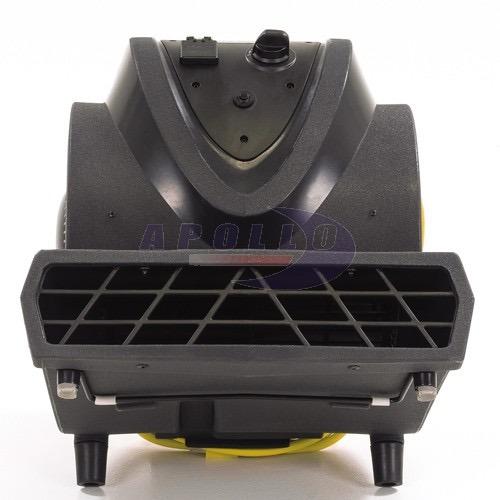 soplador secador ventilador industrial para secar alfombras vestiduras telas cuartos con 3 velocidades 2400 cfm uso rudo
