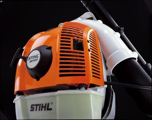 soplador stihl br 600 maxima potencia  a nafta 2t  nuevo
