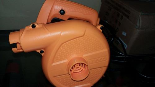sopladora / aspiradora 400w marca ingco
