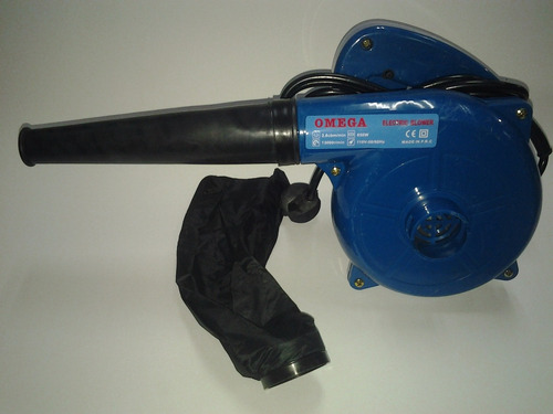 sopladora aspiradora blower mantenimiento 650 w superfuerte