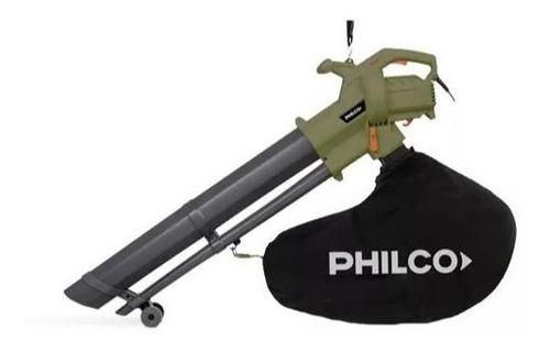 sopladora aspiradora jardin philco 2600w con bolsa
