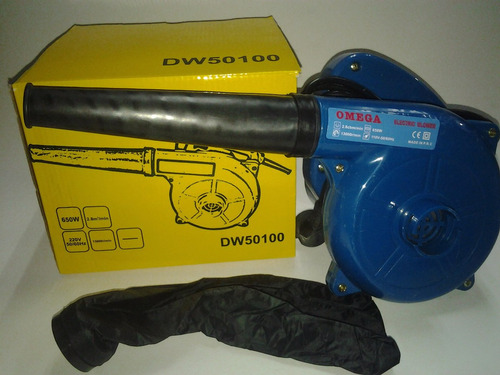 sopladora blower mantenimiento 650 w superfuerte