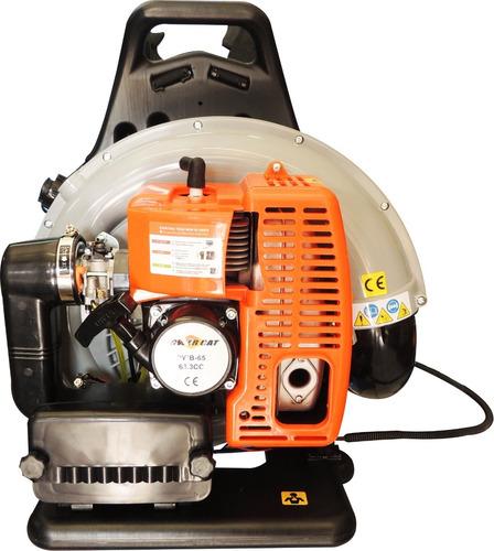 sopladora power cat pwb-65, tipo mochila (envío gratis)