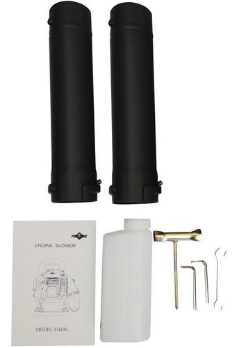 sopladora power cat pwc-430, tipo mochila (envío gratis)