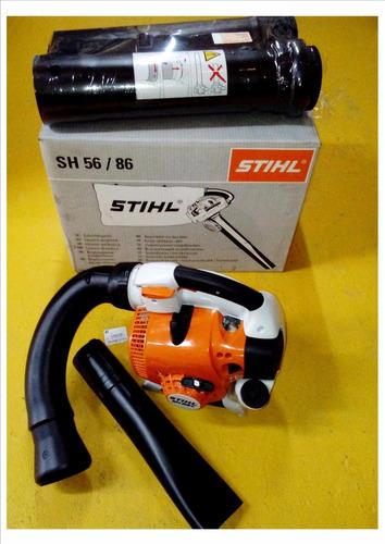 sopladora stihl sh 56/ 86