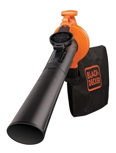 sopladora trituradora hoj aspiradora bv25 black decker 2500w