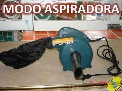 sopladora y aspiradora de 600w original super fuerte hkr new
