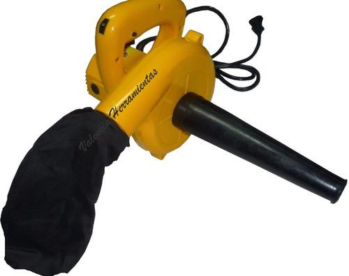 sopladora y aspiradora de  700w 110v con bolsa 16.000 rpm