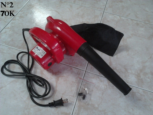 sopladoras aspiradora computacion blower mantenimiento aseo