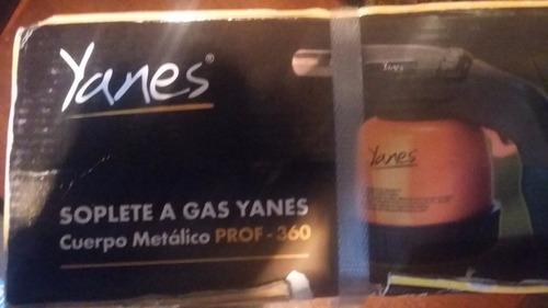 soplete a gas yanes prof-360