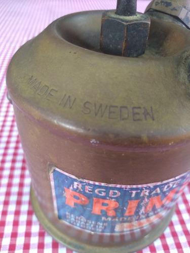 soplete bronce  primus sweeden