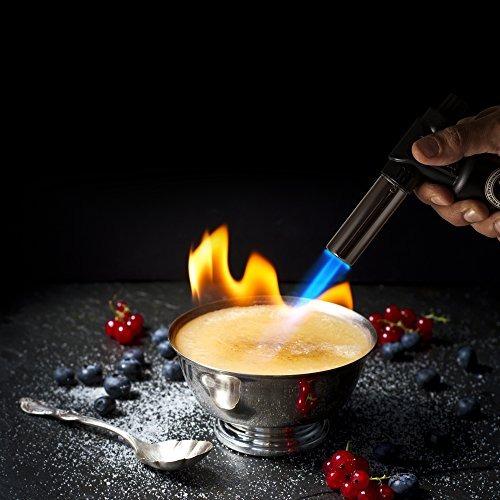 Soplete de cocina antorcha culinaria de casa y chefs pro - Soplete de cocina ...