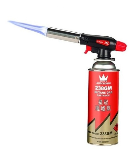 soplete flambeador encendido electronico gas butano oferta