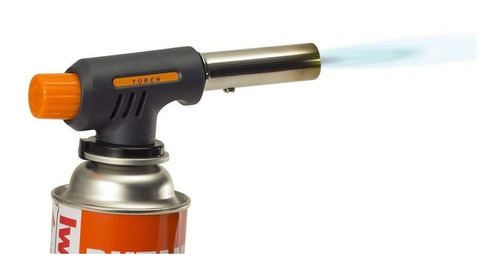 soplete para reposteria con llama regulable / lauacu