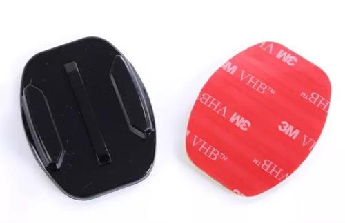 soporte adhesivo para gopro
