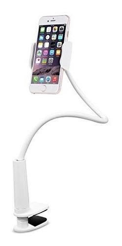 soporte aduro sólido 360 ajustable cuello d/ganso p/teléfono