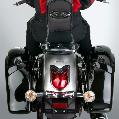soporte alforjas rigidas national motos cruiser