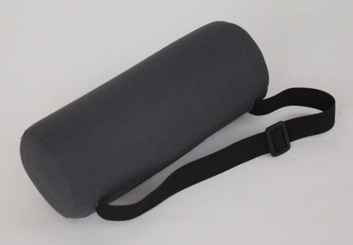 soporte / almohadilla lumbar magnetic de spine-roll