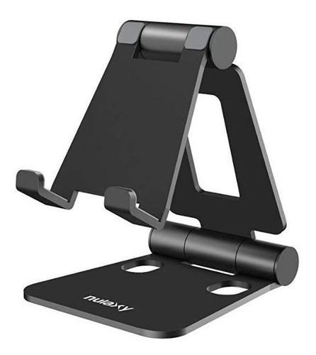 soporte aluminio universal para teléfonos y tabletas
