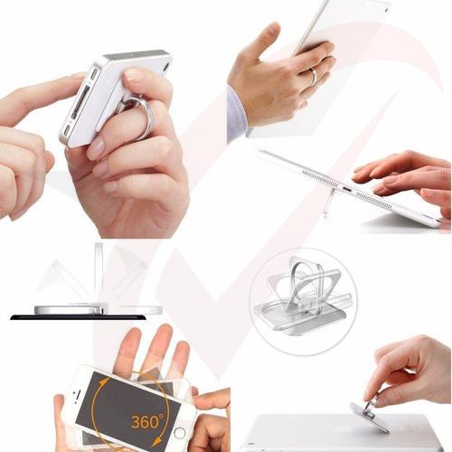 soporte anillo pokemon psyduck telefonos tablets y otros