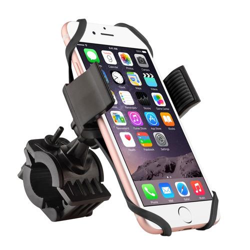 soporte anti caida moto bicicleta telefono celulares gps