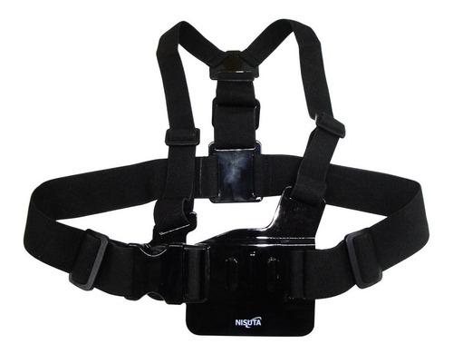 soporte arnes de pecho pechera go pro y camaras deportivas