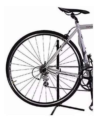 soporte atril pedestal bicicleta ajustable armable / forcecl