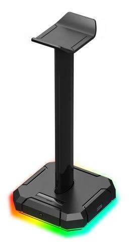 soporte auricular redragon scepter pro ha300 rgb hub