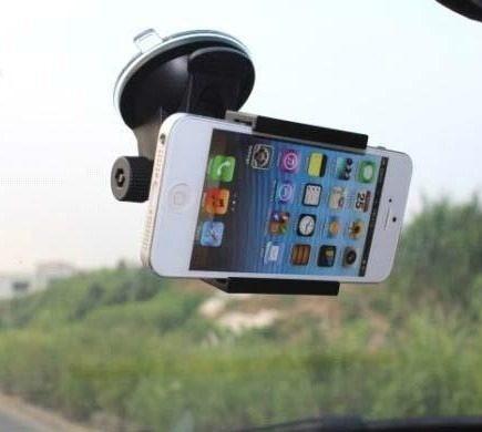soporte auto para celulares