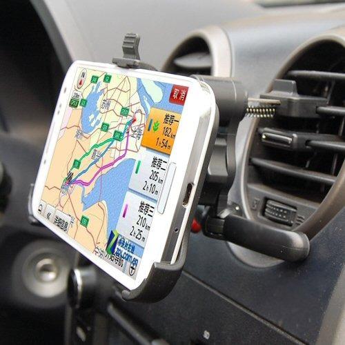 soporte auto tablero rejilla ventilacion samsung s4 i9505
