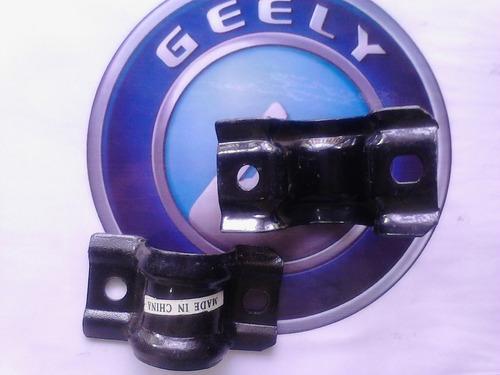 soporte barra estabilizadora geely ck