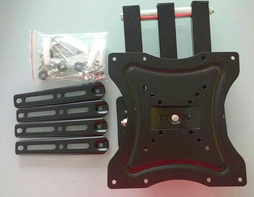 soporte base de tv de 23 a 55 pulgadas con brazo expandible