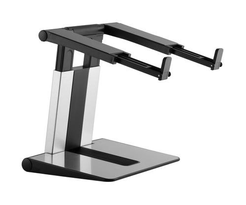 soporte base  laptop  premium vertical- ajustable 7 alturas