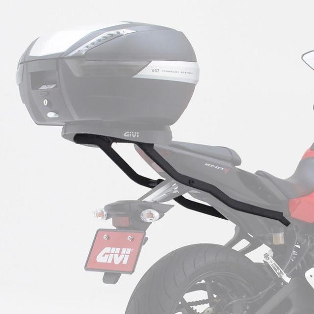 d9742c40 Soporte Baul Givi Yamaha Mt07 Trasero Baulera Mt 07 2118fz - $ 8.794 ...