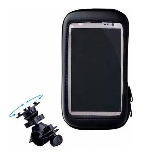 soporte bicicleta moto impermeable gps wa1 onebox para samsung iphone huawei motorola - sti motos