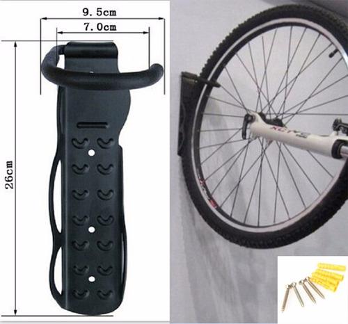 soporte bicicleta pared muro departamento casa n ofertas