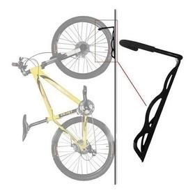 Soporte Bicicleta P/pared Acero Reforzado Gancho Bici