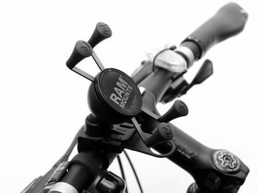 soporte brazalete ram mounts para bicicleta