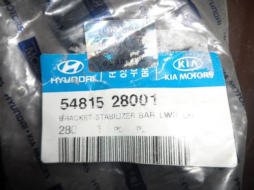 soporte brazo estabilizador hyundai elantra 1.6l 93-95
