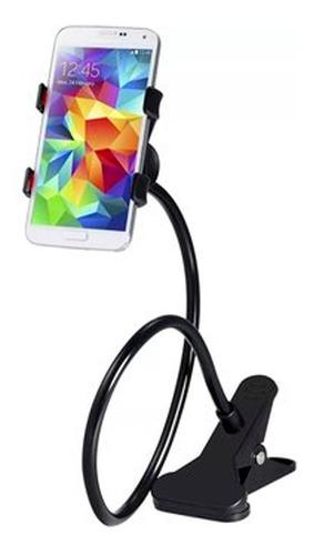 soporte brazo flexible celular tablet ebook samsung iphone