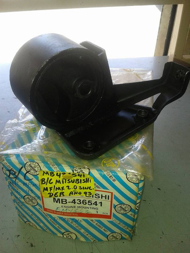 soporte  caja mitsubishi mf/mx año 93 motor 2000